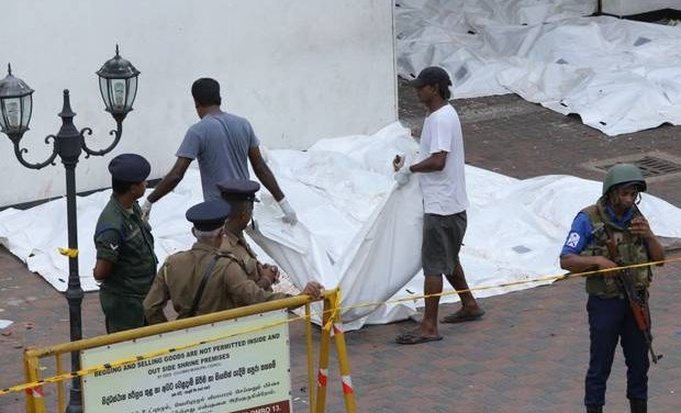 Sri Lanka Easter Sunday bombings: more than 200 people dead
